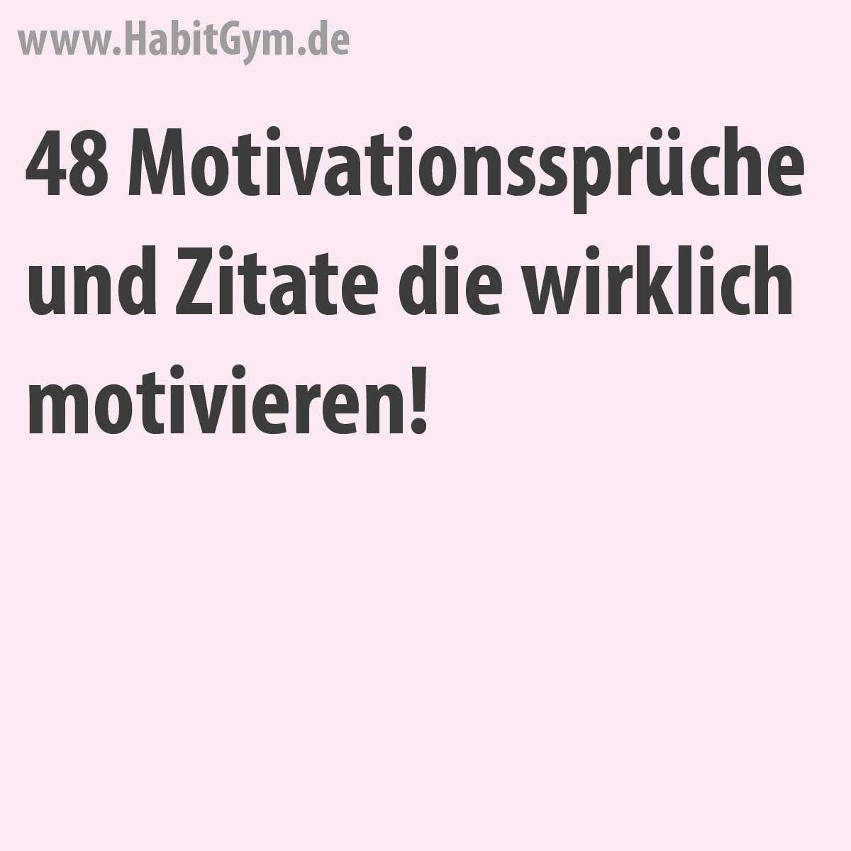 motivationssprüche lernen