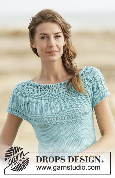 Athena / DROPS 161-11 - Free knitting patterns by DROPS Design