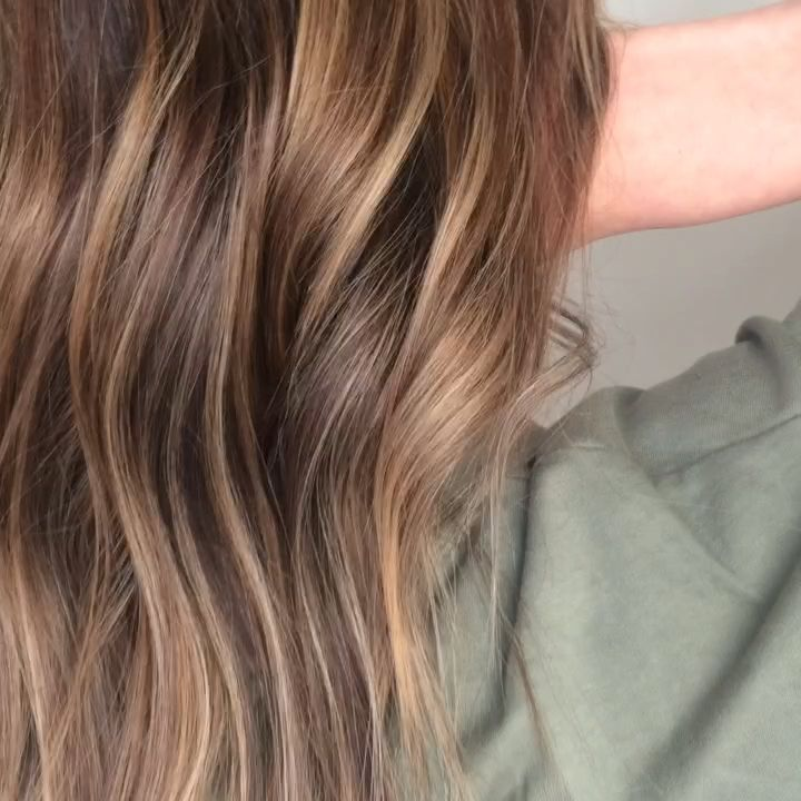 Photo of Gorgeous brunettes balayage