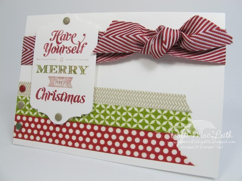 Christmas Note Card