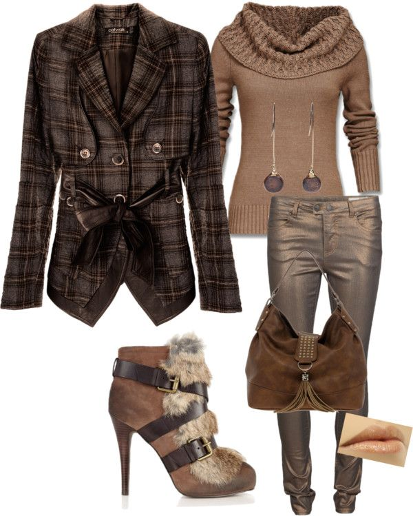 """""""Wow jacket & Wow boots"""" by pacersq on Polyvore"""