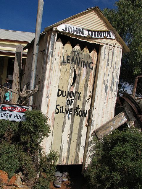 Aussie humour   Dunny   Australian slang for toilet  by  smithslakeholidays  via Flickr. Aussie humour   Dunny   Australian slang for toilet  by
