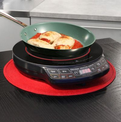As Seen On Tv New Stuff Television Celebrities Induction Cooktop Cooking Smart Cooking
