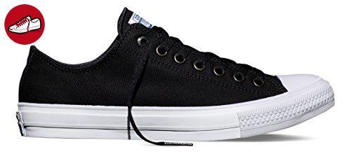 Converse Unisex-Erwachsene Sneakers Chuck Taylor All Star II C150149 Low-Top,  Schwarz