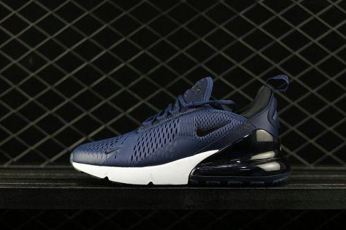 0317195465f6f Fashion Nike Air Max 270 Midnight Navy Black AH8050-400 Nike Air Max 270 On  Line