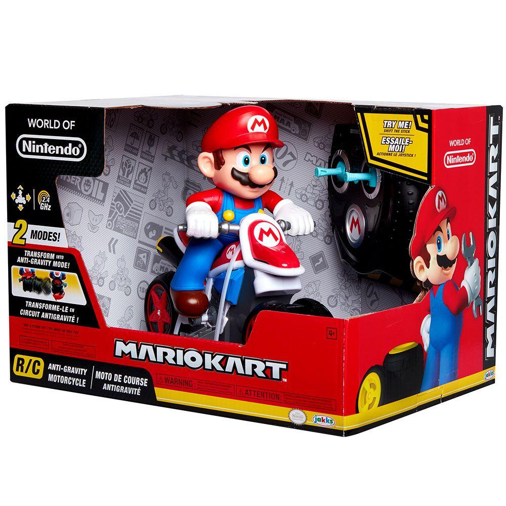 World of Nintendo Mariokart 8 RC Motorcycle Nintendo
