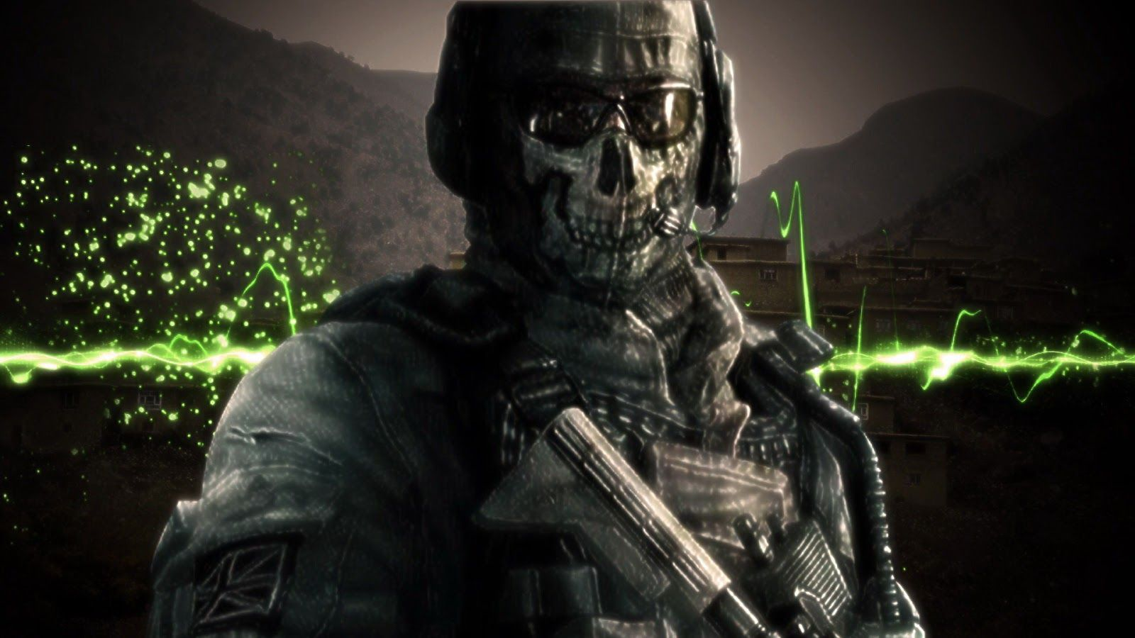 Call of Duty Ghosts Wallpaper | Addicted to Game | Pinterest ...