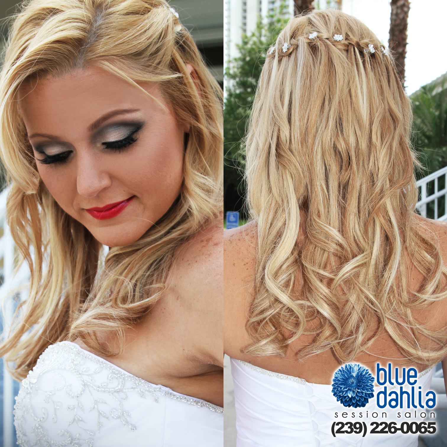 Couture Hair Makeup By Brandy Wine Lashes Extensions Blonde