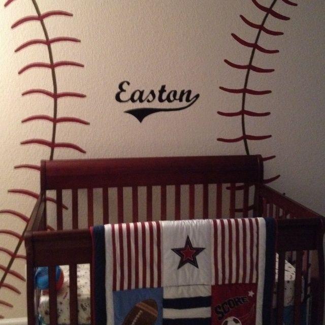Baseball Nursery Baseball Nursery Wish I Had Have Seen