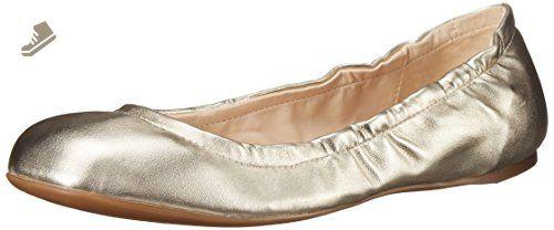 M Gold Goalie Flat Nine Light West 8 Us Women's Ballet Synthetic UHf0znf