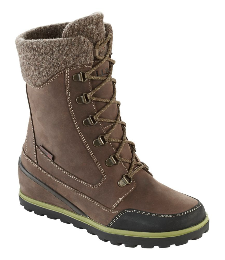791e9a1aa5 Women's Wedge Snow Boot in 2019 | Products | Wedge snow boots, Boots ...