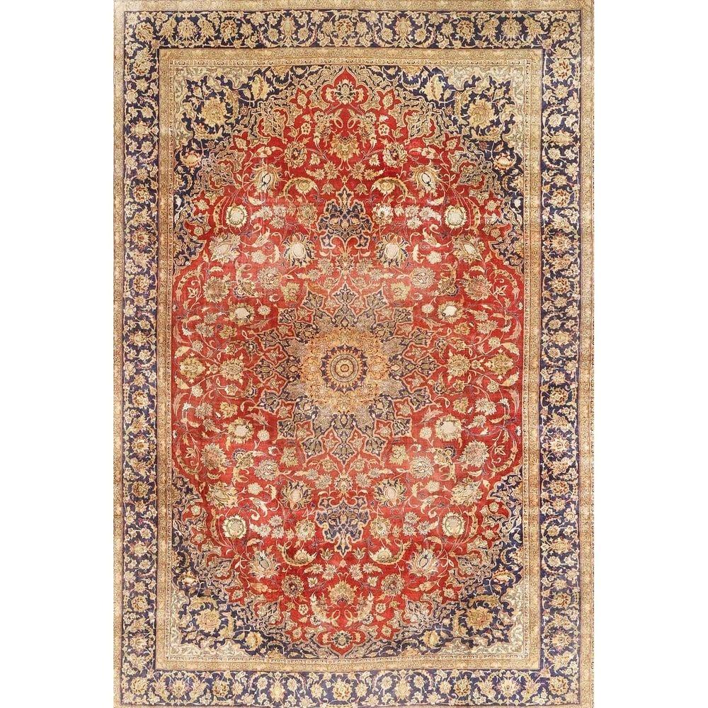 """Traditioneller 4791 Teppich – 5'0 """"x 7'0"""" – 5 'x 8' / Überschuss, mehrfarbig"""