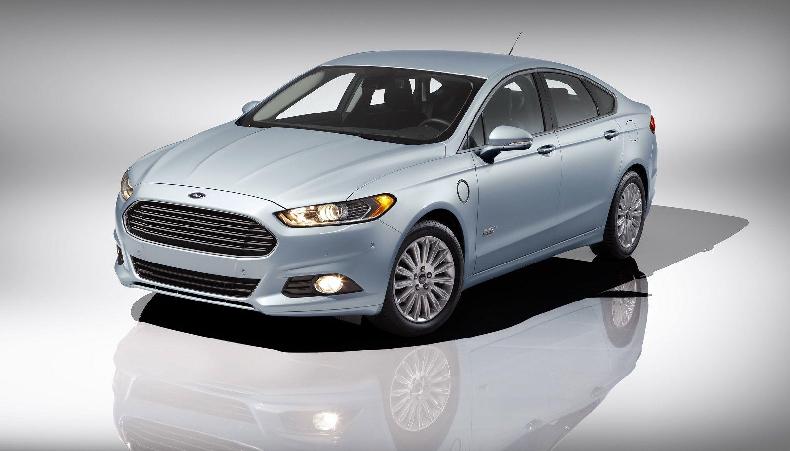 2014 Ford Fusion Ford Fusion Ford Fusion Energi 2013 Ford Fusion
