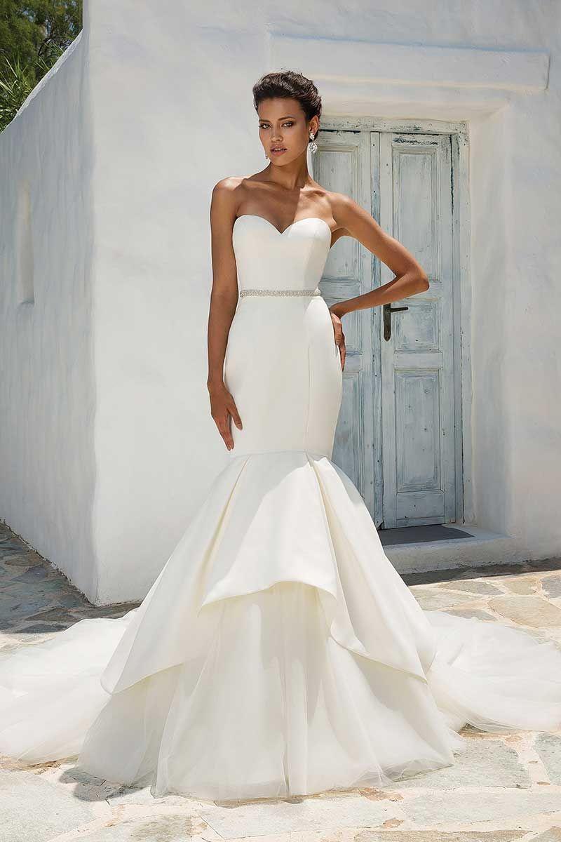 Justin Alexander 8933 Bridal Dress - Mia Sposa Bridal Boutique ...
