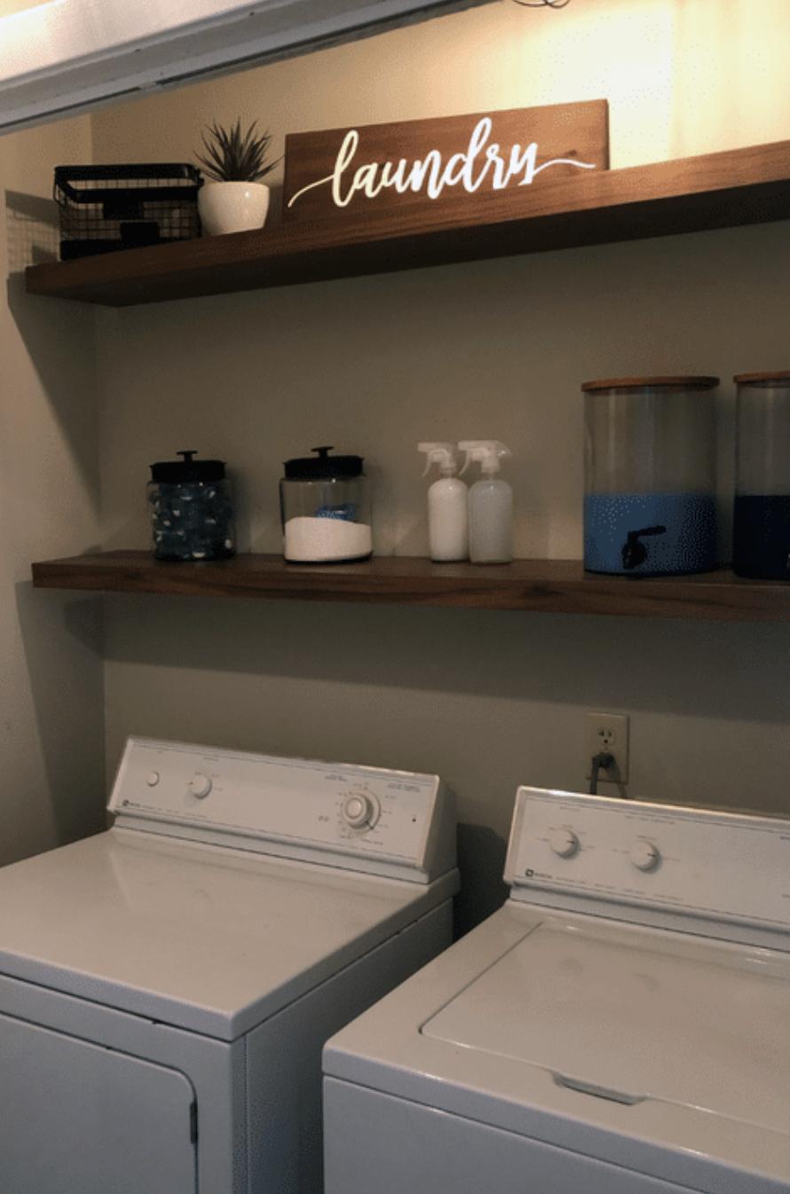 Diy Laundry Room Renovation Small Laundry Room Ideas Laundry