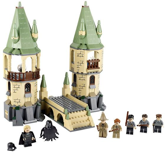 Lego Harry Potter Battle For Hogwarts Lego Hogwarts Lego Harry Potter Harry Potter Lego Sets
