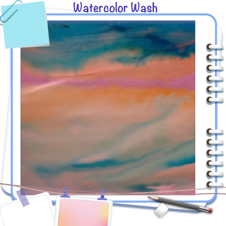 Sunny Daz 4 U: WATERCOLOR WASH #ART With Kinder #Kids. So beautiful and easy.  #Education Tips from Teacher of 20+ years.  Wishing Sunny Days 4 U!  SunnyDays4U.blogspot.com