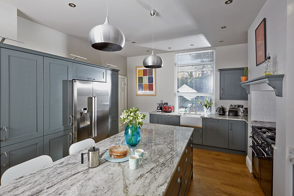Best Farrow And Ball Downpipe Cornforth White Kitchen Would 400 x 300