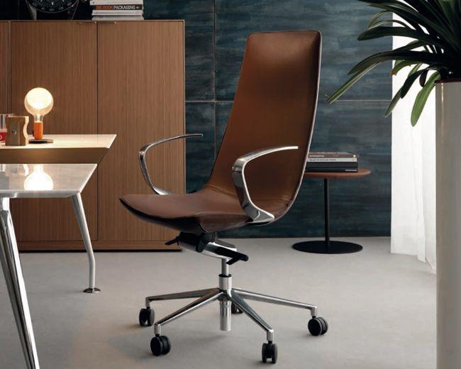 Ameli Sedie ~ Sedie ufficio modello executive amelie office