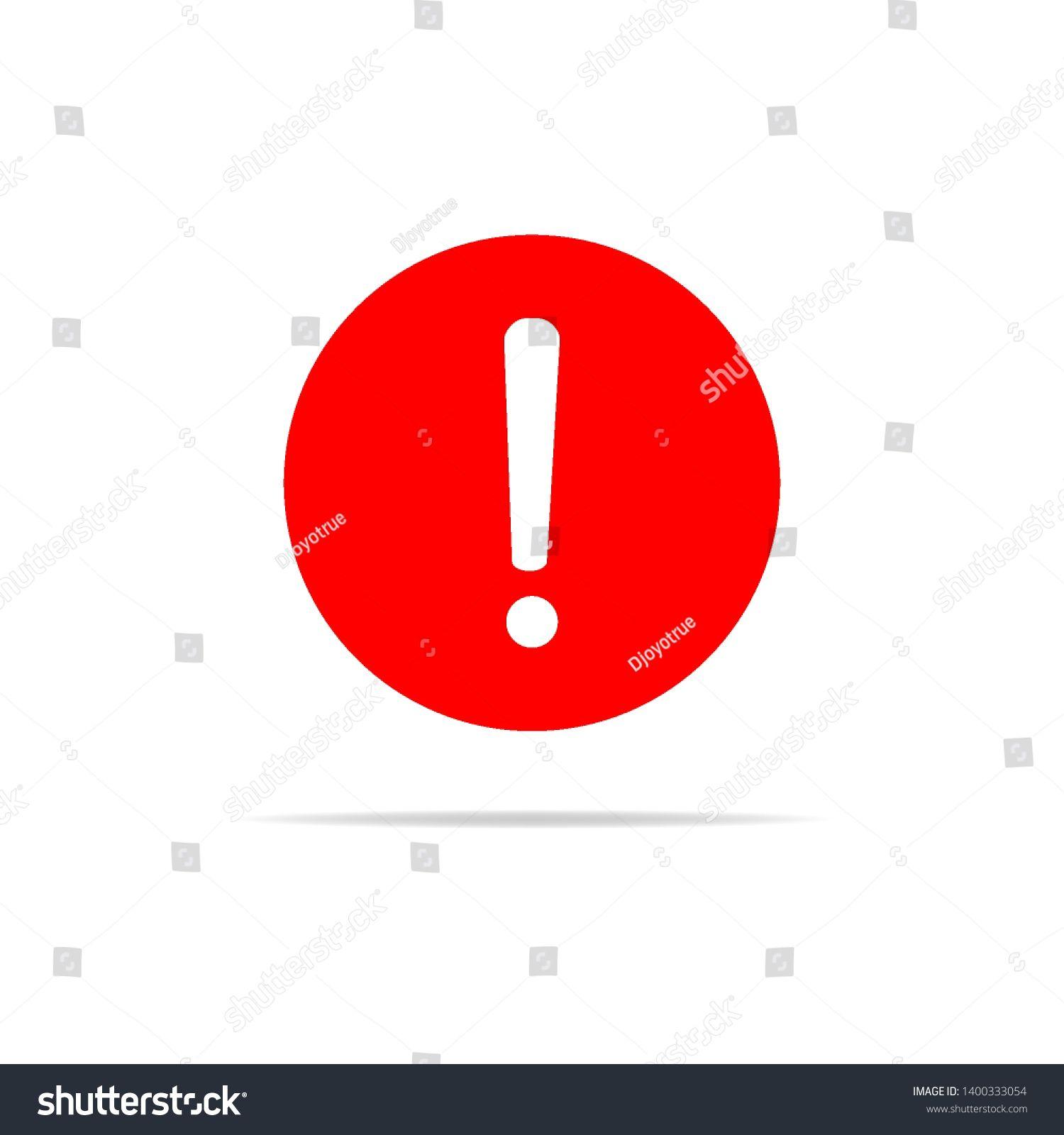 Warning Icon Exlamation Icon Danger Symbol Alert Icon Caution Error Icon Sponsored Affiliate Exlamation Danger Warning Icon 2020