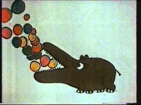 Kinderlied: Ich bin ein kleines Nilpferd