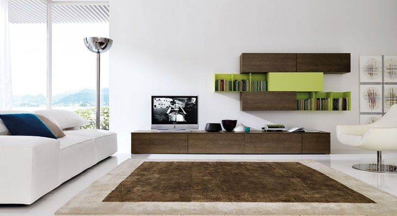 Modern Furniture Za polica-za-tv-2 | police | pinterest