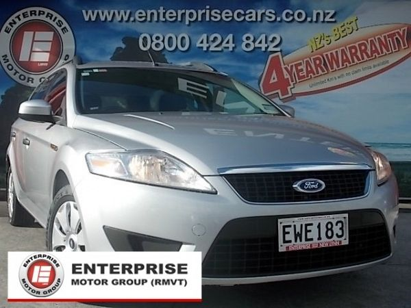 2009 Ford Mondeo Wag 2 3 Auto With Images Good Used Cars Ford