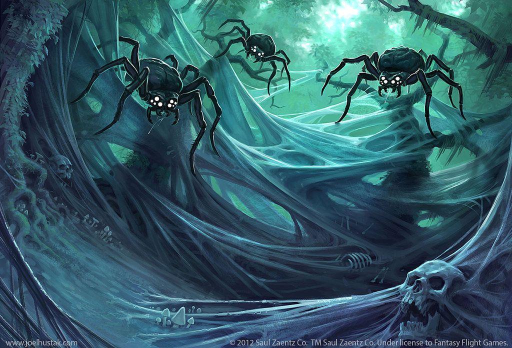 Pubg By Sodano On Deviantart: The Spider's Glade By Joelhustak.deviantart.com On