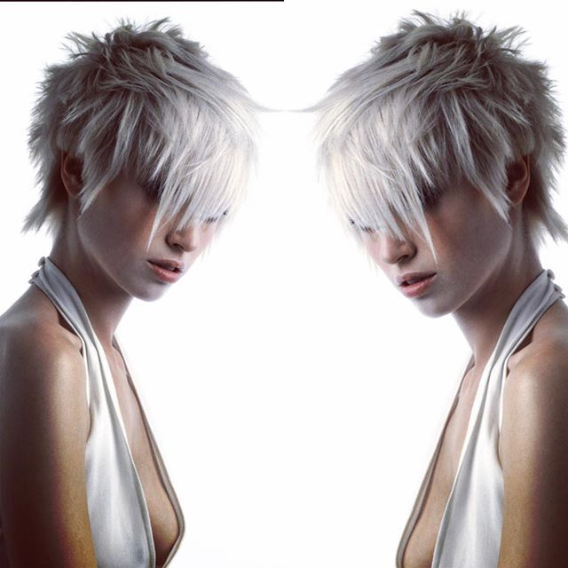 #Tbt #photoshoot #haircut #cossakkas #hairstyle #shorthair #fringe #disconnection #collection #london #texture #toniandguy #labelm