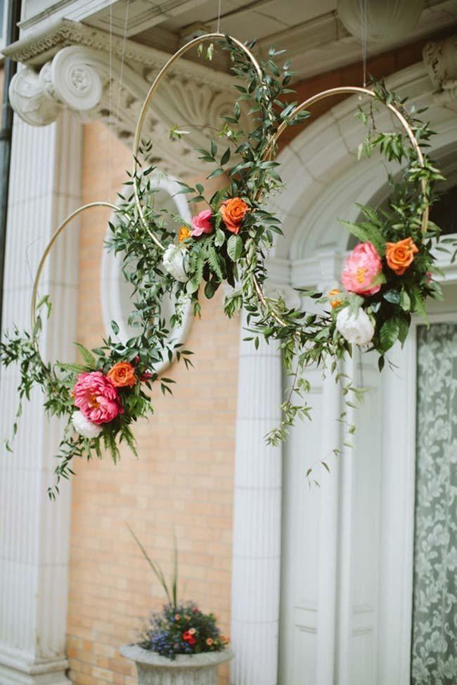 Hochzeitsdekoration 2019: Sehen Sie sich Trends und Fotos an, um sich inspiriere... -