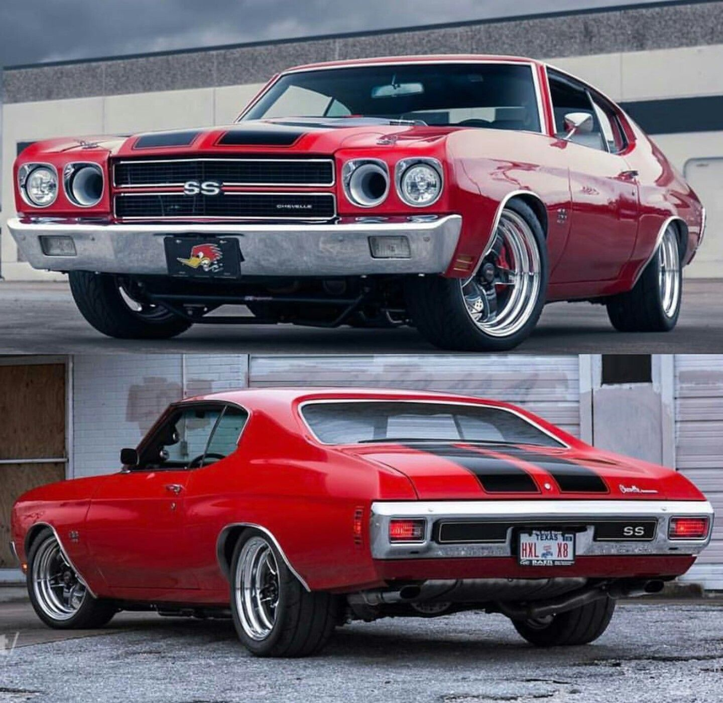 1970 Chevelle SS Muscle Cars & Hot Rods Pinterest