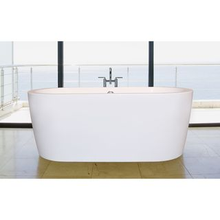 Acrylic Bathtubs Http Www Replacementmanufacturedhomeparts Com  Idea astounding 54 inch Surprising Inch Freestanding Tub Gallery Best inspiration