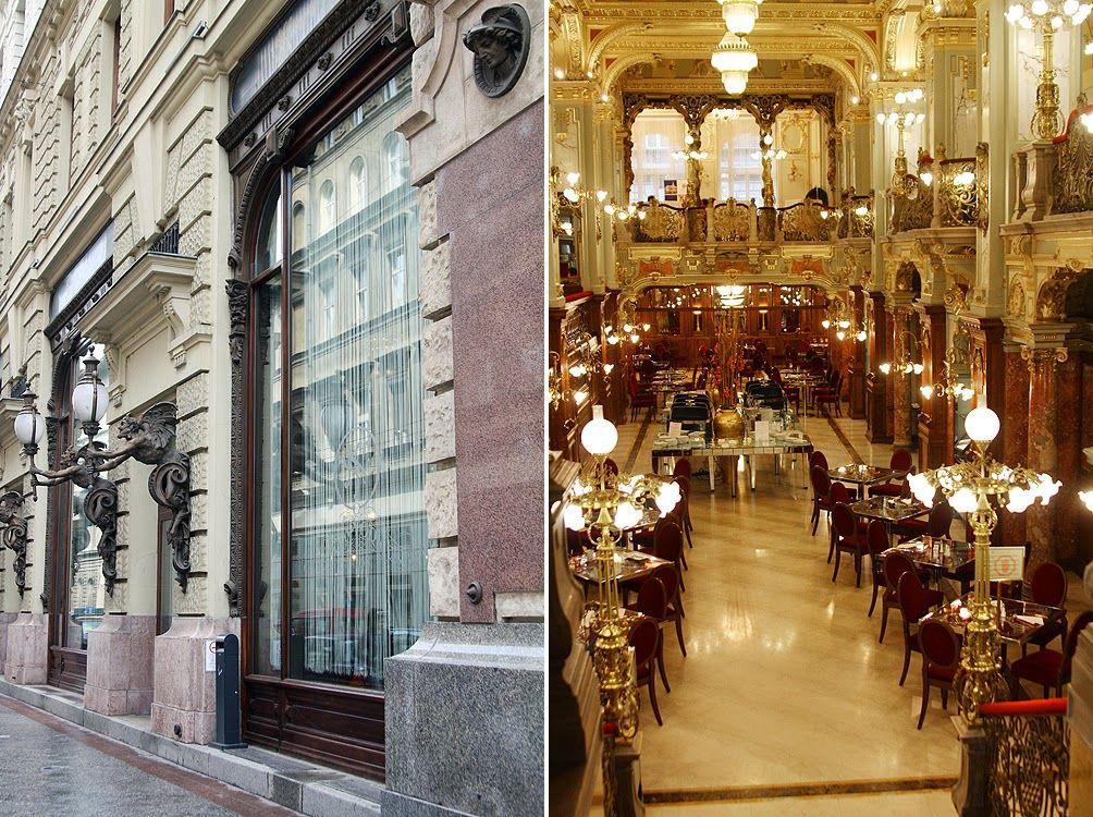 Lunni leipoo: Budapestin kahviloista ja ravintoloista