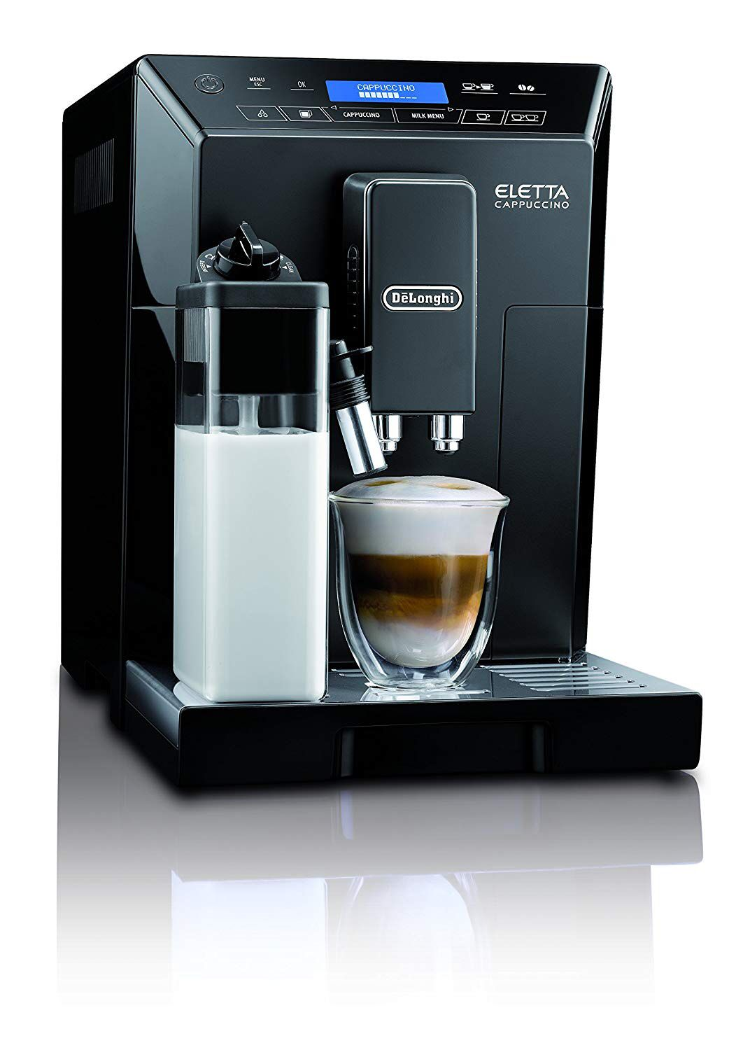 One of the best bean to cup coffee machines on the market
