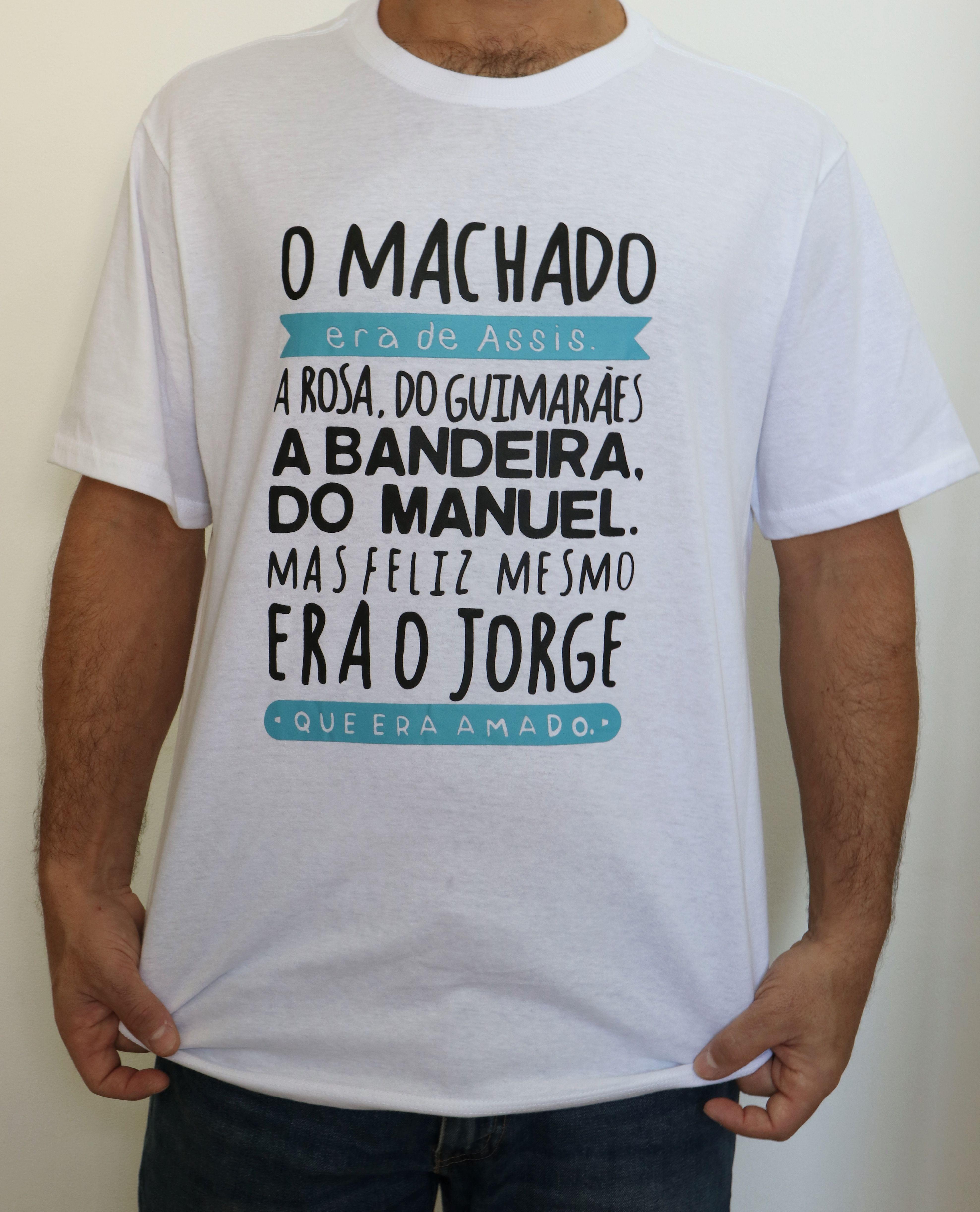 9f4ba9c6e715d Camiseta para os amantes de literatura Aproveita que estamos com o frete  grátis (Consulte condições
