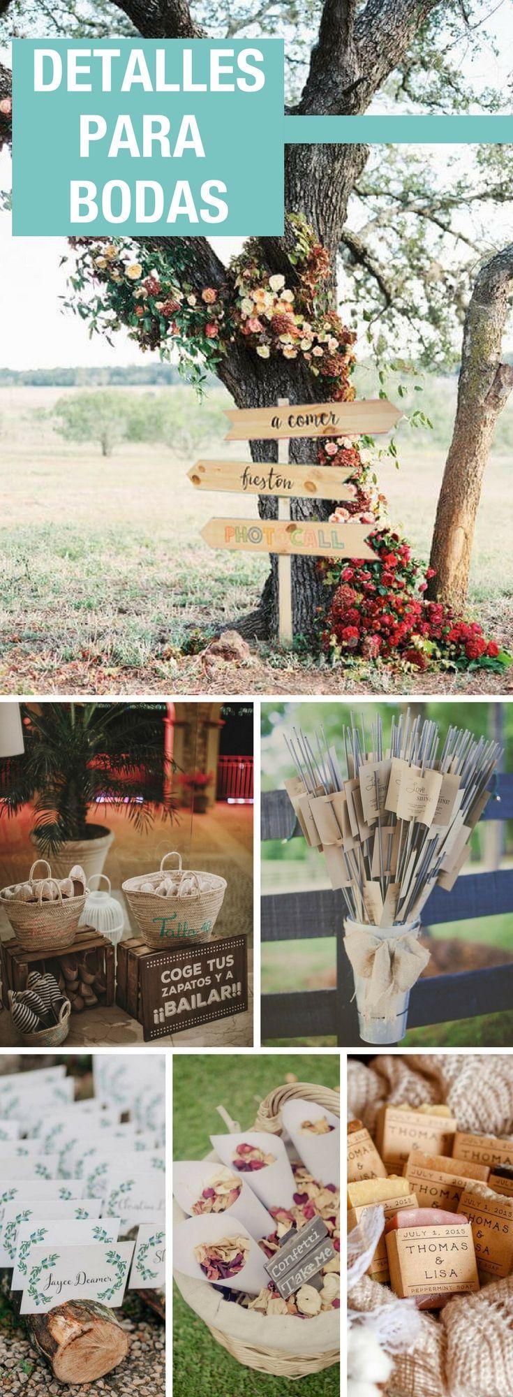 25 ideas originales para una boda increíble  – Boda fotos