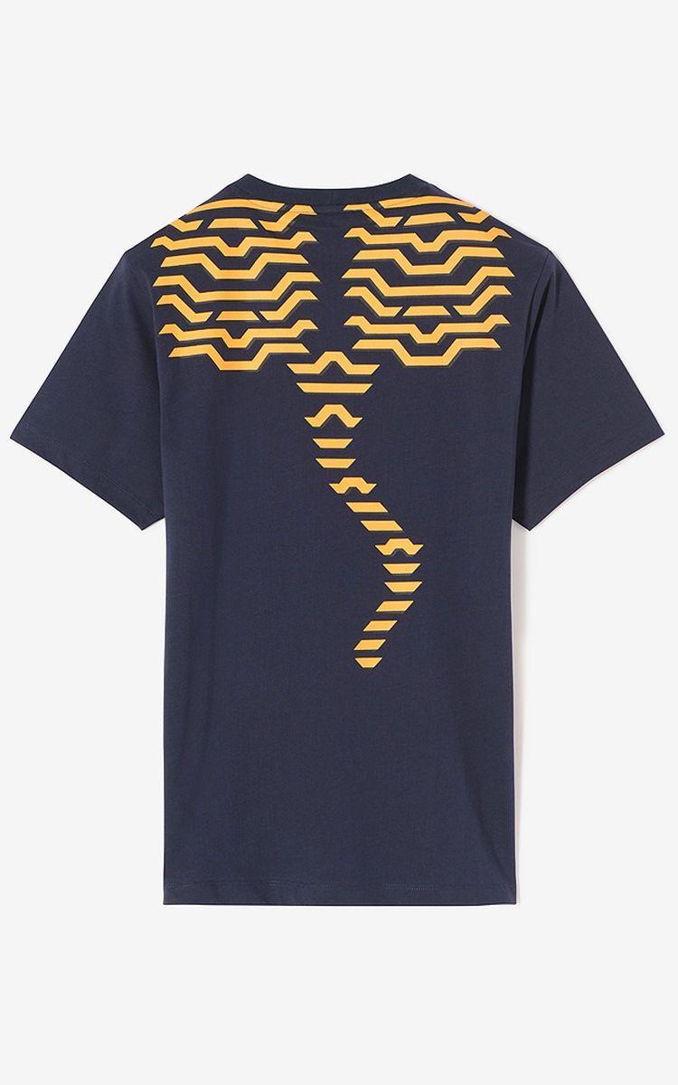 5af10a0f INK Geo Tiger T-shirt for men KENZO | Men | Tiger t shirt, Shirts ...