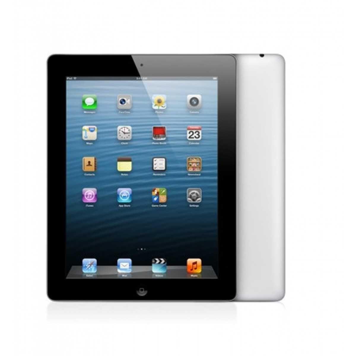 Apple Ipad 4 128GB Wifi, 4G,Black