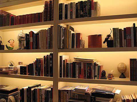 Phantom Lighting Blog Under Cabinet Lights Led Fixtures Picture Bookshelf