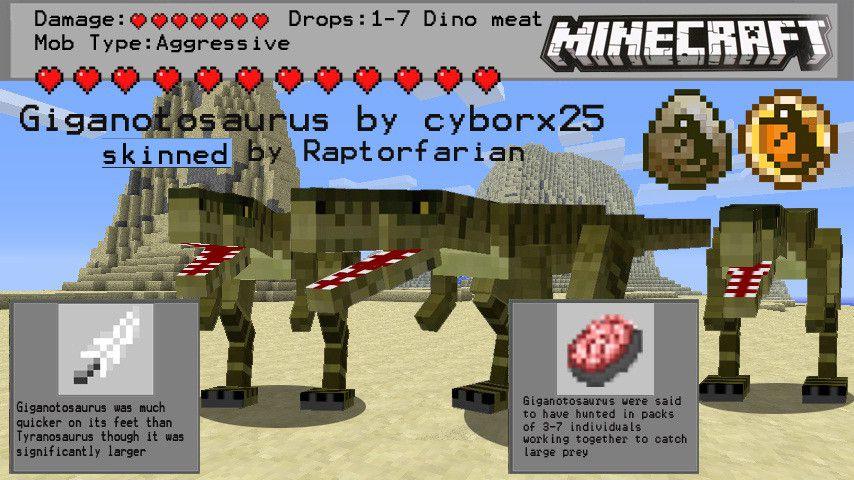minecraft mod archeology and fossils