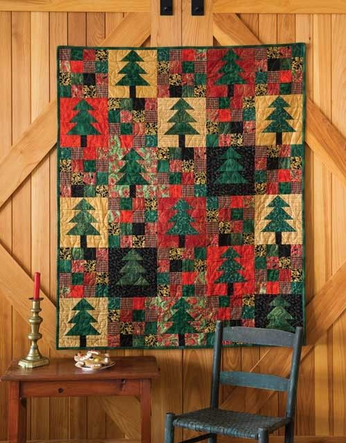 Pine Grove Quilt Kit Keepsake Quilting Quilts To Make