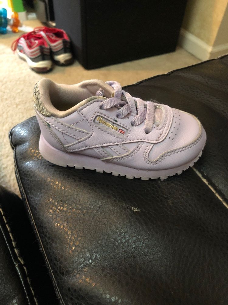 Reebok White Sneaker For Infant Toddler Classic Size 4  fashion  clothing   shoes  accessories  babytoddlerclothing  babyshoes (ebay link) c6520d90c