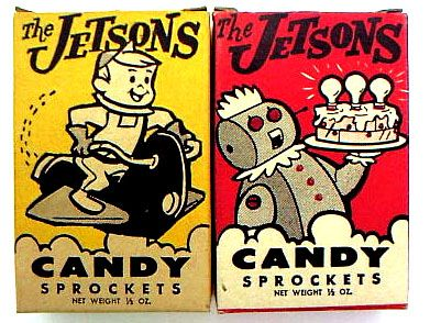 The Jetsons Candy Sprockets
