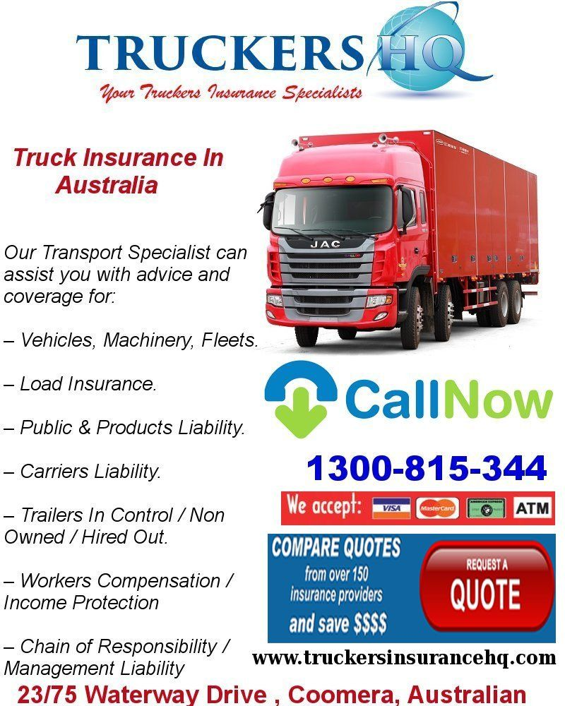 Pin by Truckers Insurance HQ on Your Truckers Insurance ...
