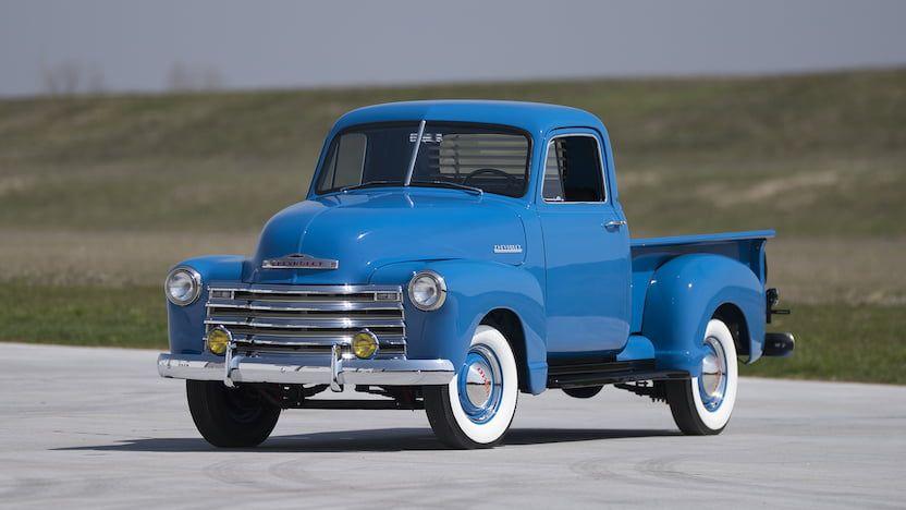 1951 Chevrolet 3100 Pickup 1 Chevy Trucks Gmc Trucks Pickup Trucks
