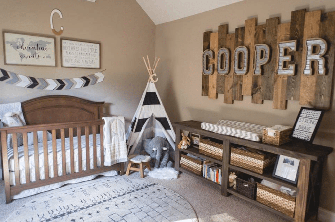 Cooper S Nursery