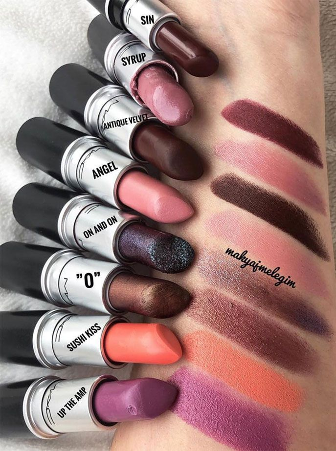 39 Mac Lipsticks With Stunning Hues For Every Skin Tone