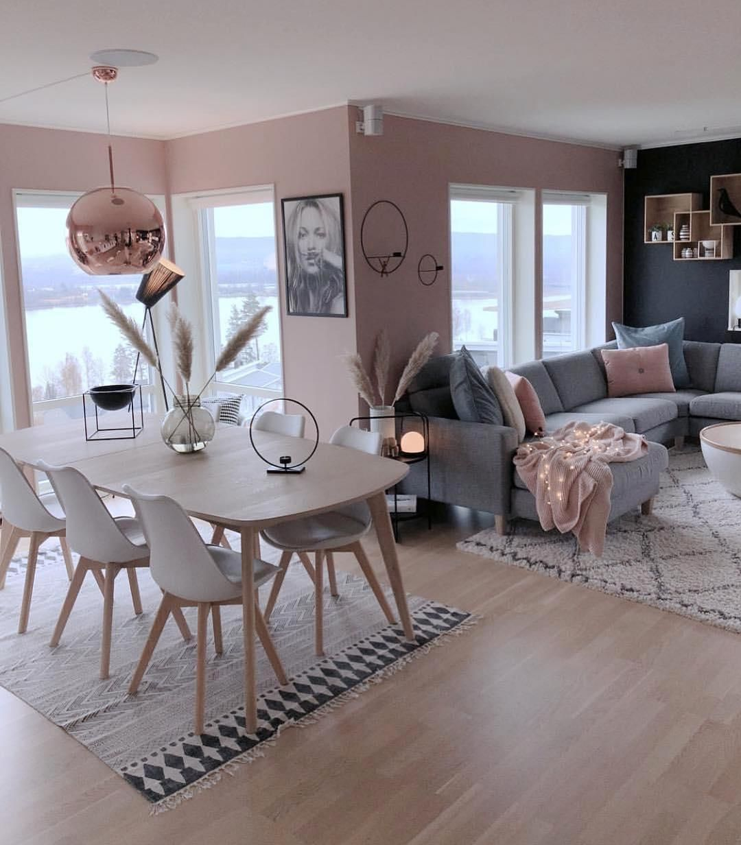 32 Exclusive And Personalized Dining Room Interior De