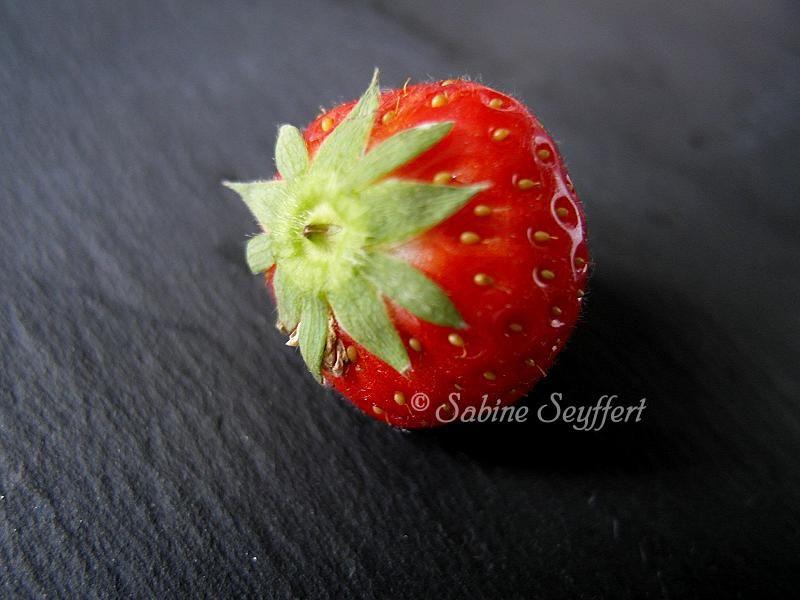 Erdbeere-Vanille Aufstrich