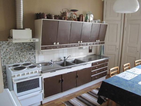 ihana vanha keittiö